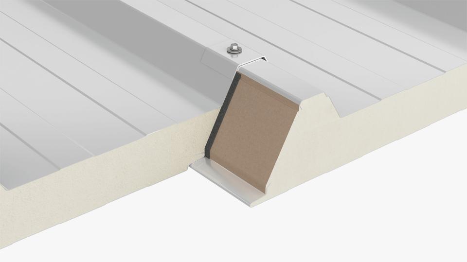 Strešné sendvičové panely