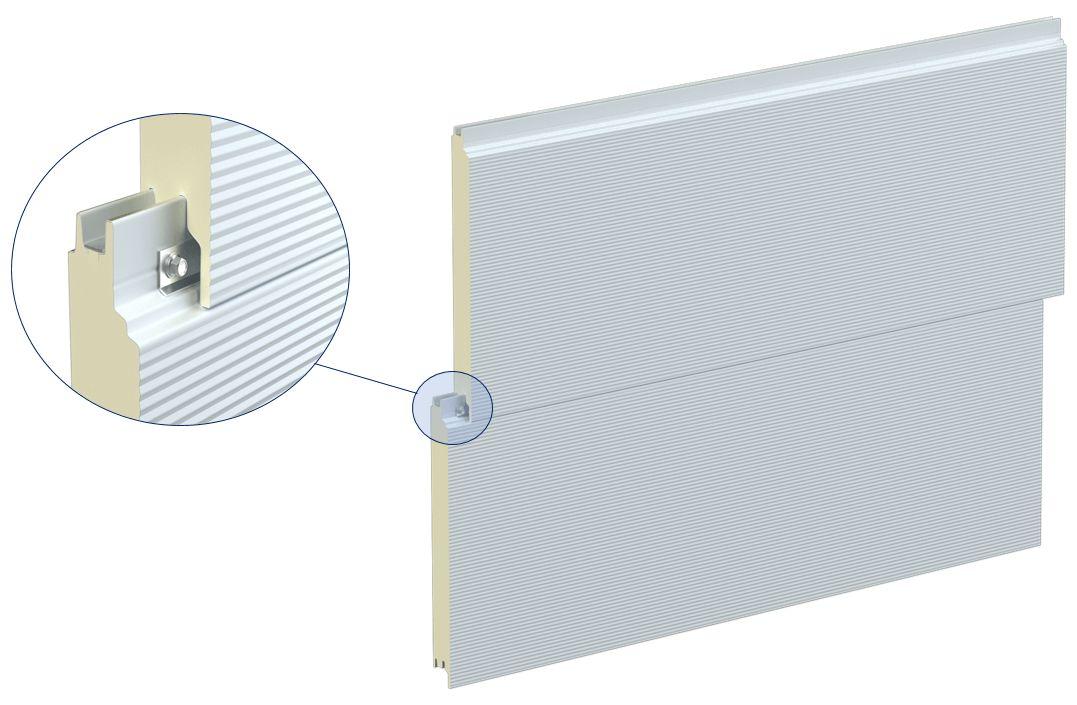 PIR panel ARPANEL SU PIR skrytý spoj